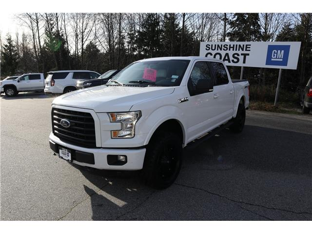 2015 Ford F-150  (Stk: GM101936A) in Sechelt - Image 1 of 18