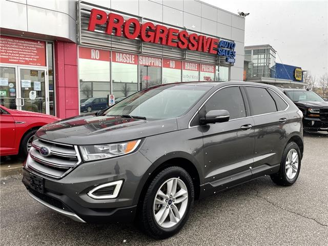 2017 Ford Edge SEL (Stk: HBC00050) in Sarnia - Image 1 of 24