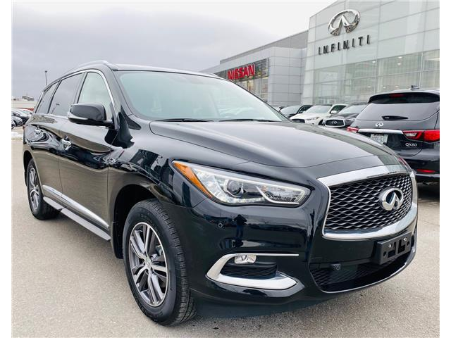 2017 Infiniti QX60 Base (Stk: H9400A) in Thornhill - Image 1 of 19