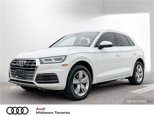 2018 Audi Q5 2.0T Technik (Stk: P8631) in Toronto - Image 1 of 25