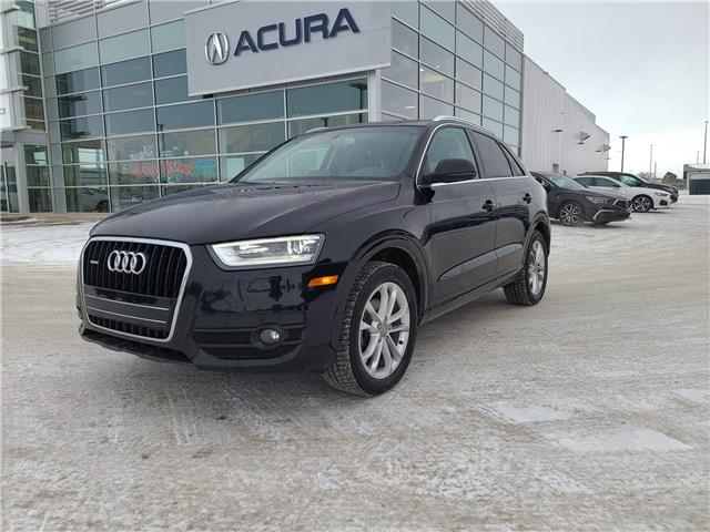 2015 Audi Q3 2.0T Technik (Stk: A4279A) in Saskatoon - Image 1 of 23