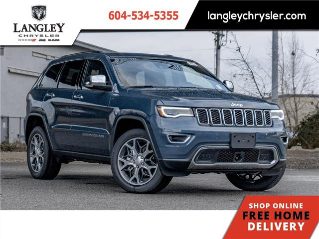 2021 Jeep Grand Cherokee Limited (Stk: M533404) in Surrey - Image 1 of 23