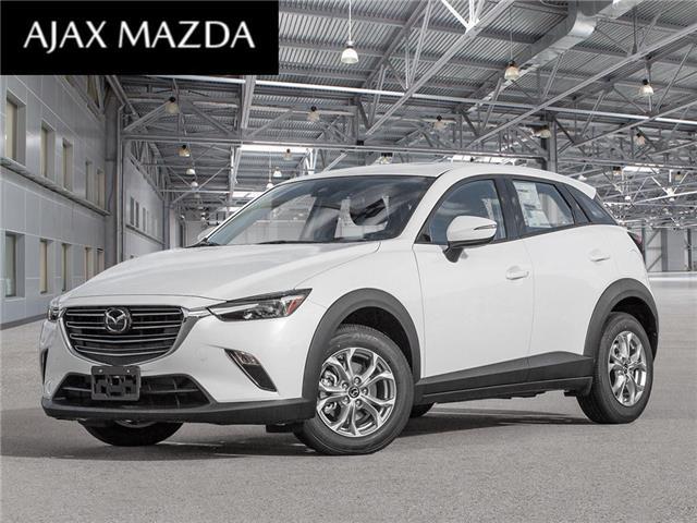 2021 Mazda CX-3 GS (Stk: 21-1147) in Ajax - Image 1 of 23