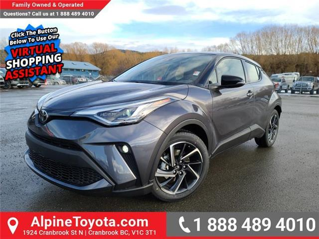 2021 Toyota C-HR Limited (Stk: 1103145) in Cranbrook - Image 1 of 23
