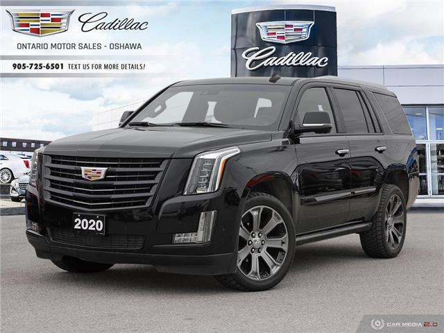2020 Cadillac Escalade Platinum (Stk: 131546A) in Oshawa - Image 1 of 35