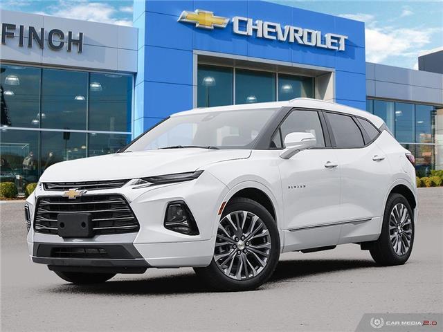 2021 Chevrolet Blazer Premier (Stk: 152211) in London - Image 1 of 28