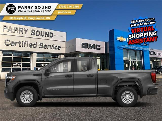 2021 GMC Sierra 1500 Base (Stk: 21191) in Parry Sound - Image 1 of 1