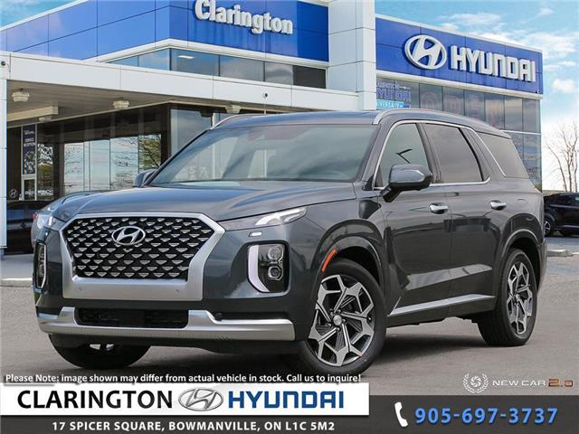 2021 Hyundai Palisade Ultimate Calligraphy (Stk: 20878) in Clarington - Image 1 of 24