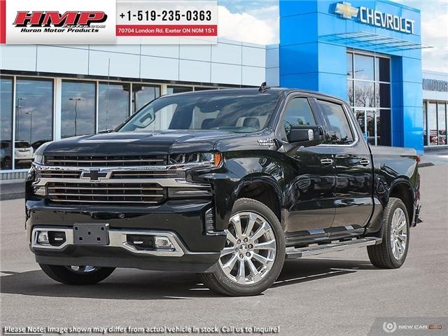 2021 Chevrolet Silverado 1500 High Country (Stk: 89393) in Exeter - Image 1 of 23