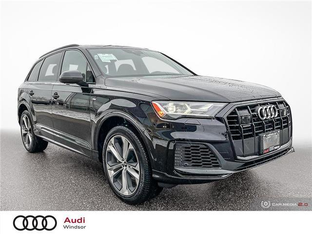 2021 Audi Q7 55 Progressiv (Stk: 21045) in Windsor - Image 1 of 30