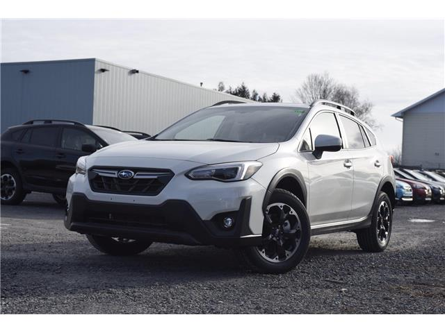 2021 Subaru Crosstrek Sport (Stk: SM155) in Ottawa - Image 1 of 25