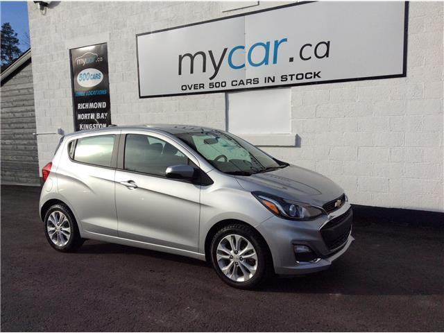 2020 Chevrolet Spark 1LT CVT (Stk: 201331) in Kingston - Image 1 of 21