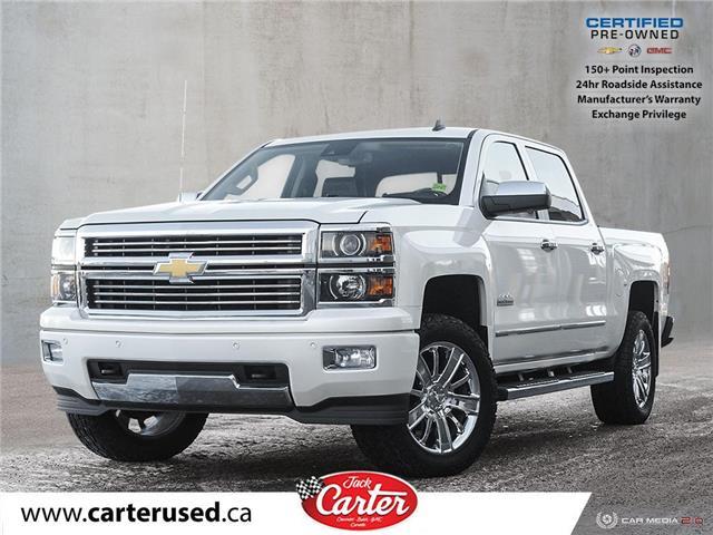 2014 Chevrolet Silverado 1500 High Country (Stk: 62554L) in Calgary - Image 1 of 29