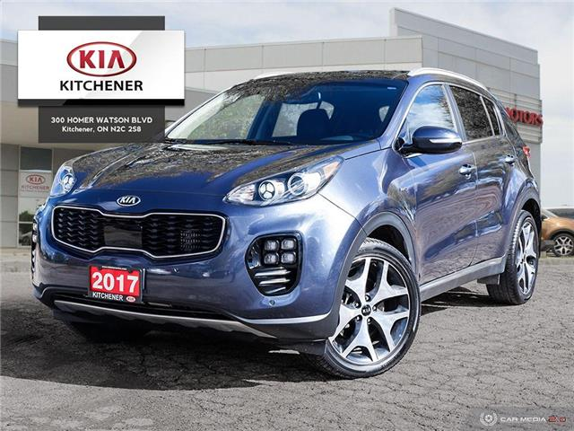 2017 Kia Sportage SX Turbo (Stk: P20046) in Kitchener - Image 1 of 28