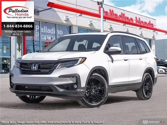 2021 Honda Pilot Black Edition (Stk: 22965) in Greater Sudbury - Image 1 of 23