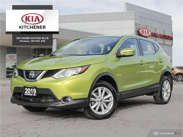 2019 Nissan Qashqai SV (Stk: 21185A) in Kitchener - Image 1 of 28