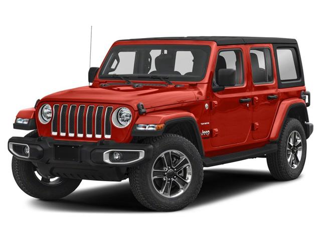 2021 Jeep Wrangler Unlimited Sahara (Stk: 21124) in Mississauga - Image 1 of 9
