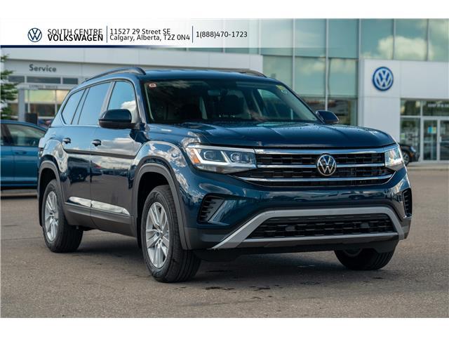 2021 Volkswagen Atlas 2.0 TSI Trendline (Stk: 10003) in Calgary - Image 1 of 39
