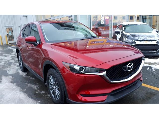 2017 Mazda CX-5 GS (Stk: GW69016) in St. Johns - Image 1 of 16