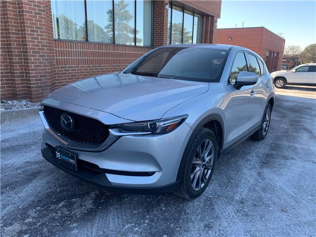 2019 Mazda CX-5 Signature (Stk: 18627) in King - Image 1 of 1