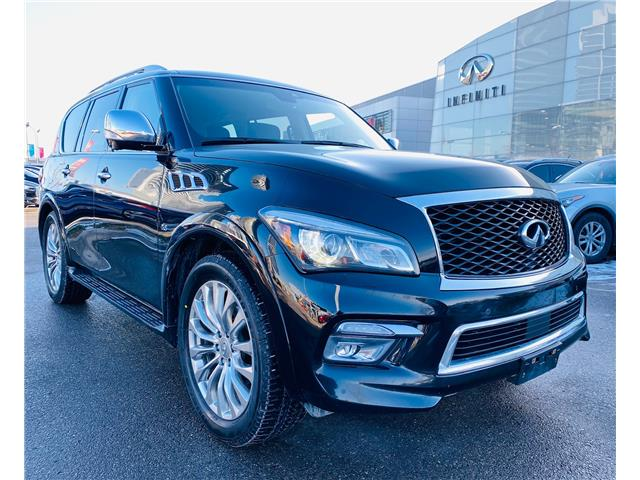 2017 Infiniti QX80 Base 7 Passenger (Stk: H9491A) in Thornhill - Image 1 of 23