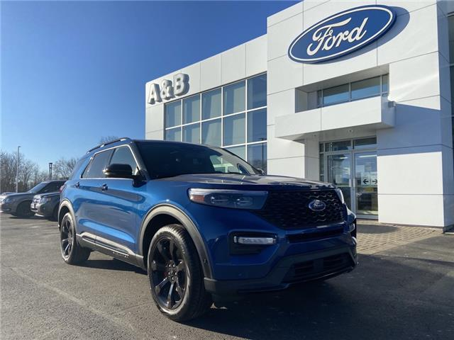 2020 Ford Explorer ST (Stk: A6147) in Perth - Image 1 of 25