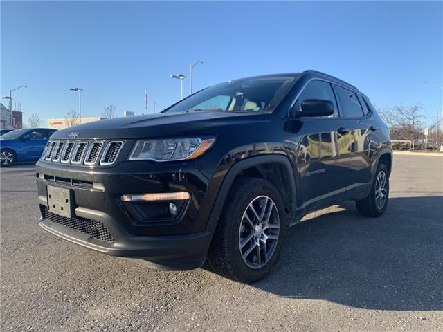 2018 Jeep Compass North 3C4NJDBB8JT493455 JN193509A in Bowmanville