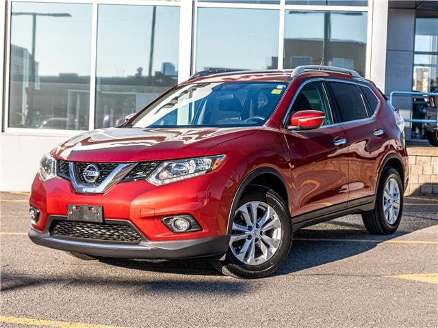 2015 Nissan Rogue SV (Stk: R10040A) in Ottawa - Image 1 of 24