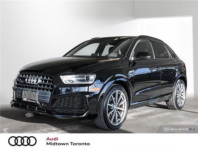 2018 Audi Q3 2.0T Progressiv (Stk: P8605) in Toronto - Image 1 of 25