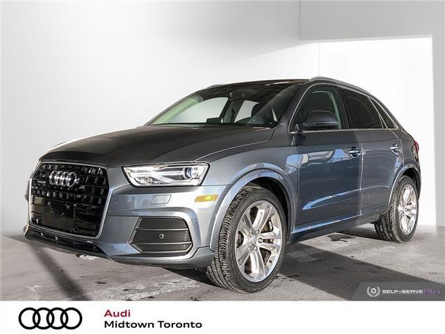 2017 Audi Q3 2.0T Progressiv (Stk: P8632) in Toronto - Image 1 of 25