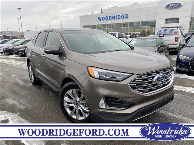 2019 Ford Edge Titanium (Stk: 17711) in Calgary - Image 1 of 22