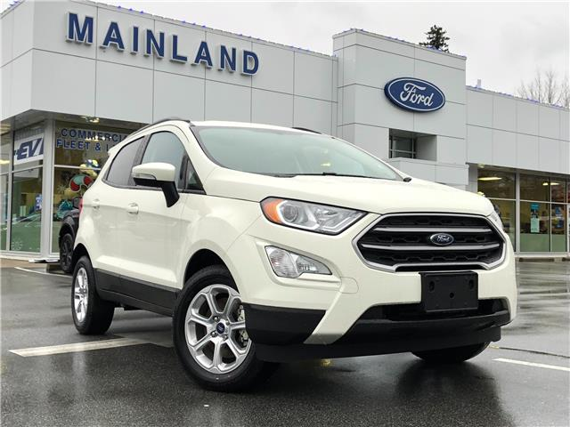 2020 Ford EcoSport SE (Stk: 20EC1196) in Vancouver - Image 1 of 30