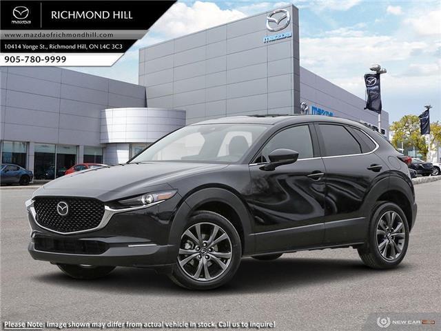 2021 Mazda CX-30 GS (Stk: 21-007) in Richmond Hill - Image 1 of 23