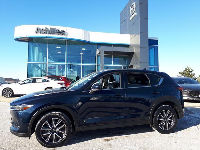 2018 Mazda CX-5 GT (Stk: H2303A) in Milton - Image 1 of 12