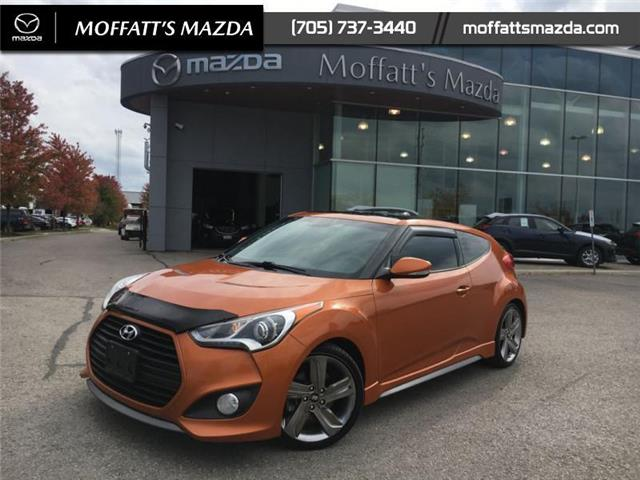 2014 Hyundai Veloster Turbo (Stk: 28572A) in Barrie - Image 1 of 23