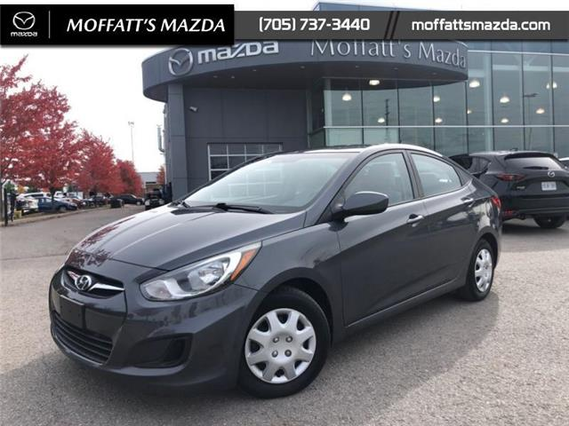 2013 Hyundai Accent GL (Stk: P8367A) in Barrie - Image 1 of 22