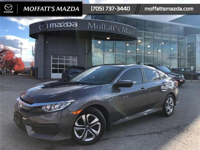 2017 Honda Civic LX (Stk: 28674) in Barrie - Image 1 of 21