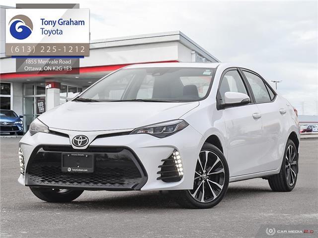 2019 Toyota Corolla SE (Stk: E8479) in Ottawa - Image 1 of 30
