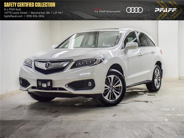 2017 Acura RDX Elite (Stk: A13620A) in Newmarket - Image 1 of 22