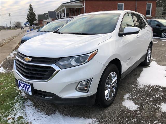 2019 Chevrolet Equinox 1LT (Stk: 01649) in Belmont - Image 1 of 21