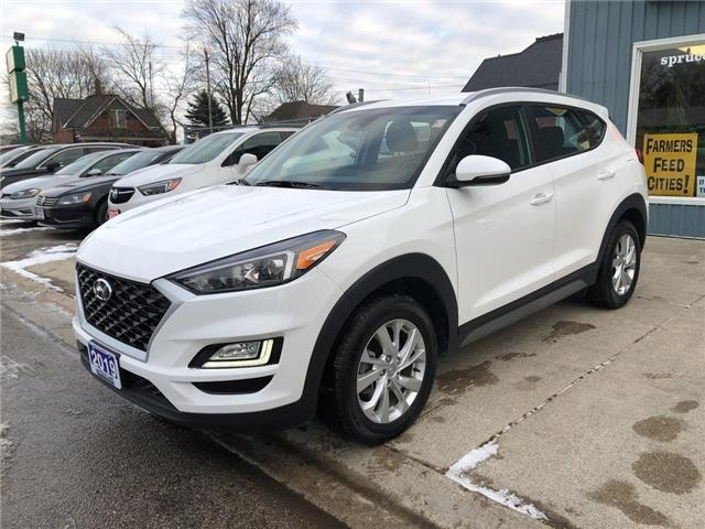 2019 Hyundai Tucson Preferred (Stk: 02482) in Belmont - Image 1 of 22
