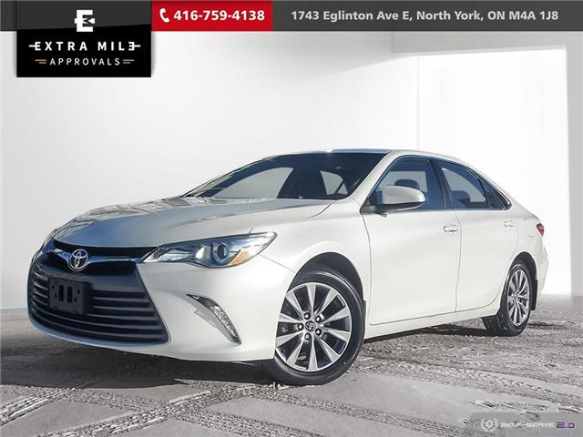 2017 Toyota Camry LE (Stk: SP0597) in North York - Image 1 of 25
