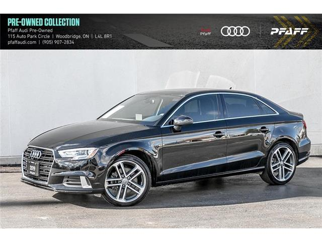 2019 Audi A3 40 Progressiv (Stk: C7927) in Woodbridge - Image 1 of 21