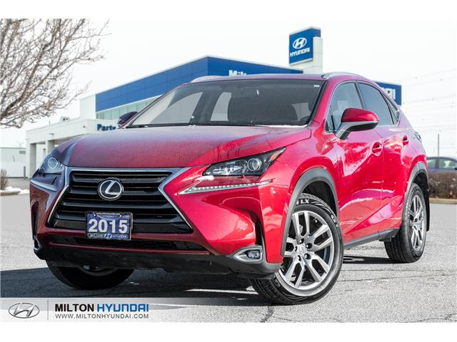 2015 Lexus NX 200t Base (Stk: 021022) in Milton - Image 1 of 20