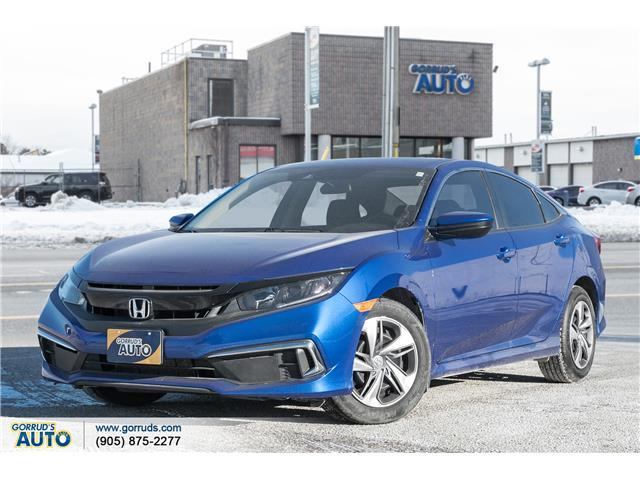 2019 Honda Civic LX (Stk: 024145) in Milton - Image 1 of 19