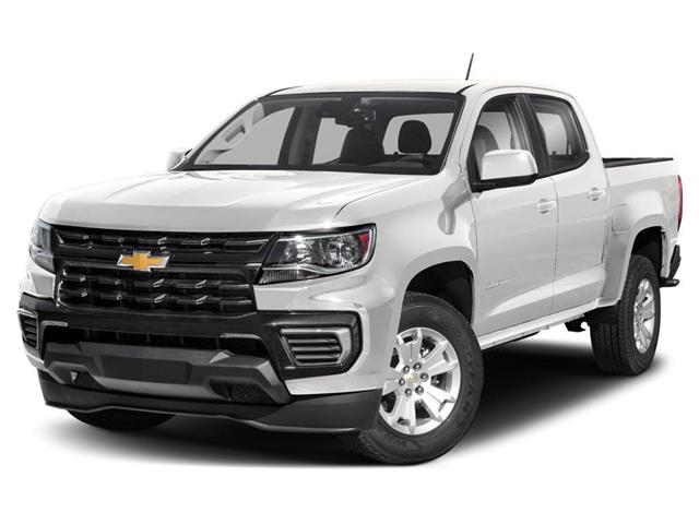 2021 Chevrolet Colorado Z71 (Stk: M1194970) in Calgary - Image 1 of 9