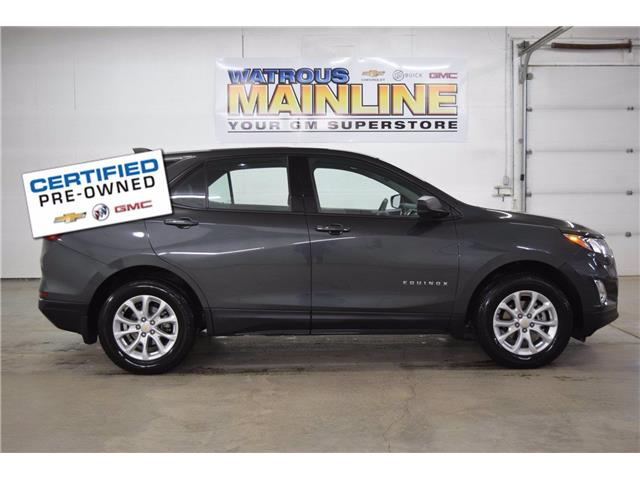 2018 Chevrolet Equinox LS (Stk: L1538A) in Watrous - Image 1 of 41
