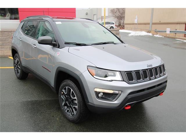 2021 Jeep Compass Trailhawk (Stk: PW1475) in St. Johns - Image 1 of 22