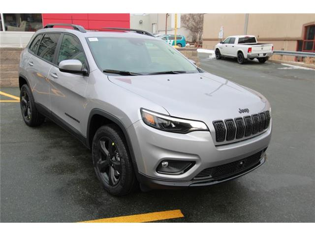 2021 Jeep Cherokee Altitude (Stk: PW1660) in St. John\'s - Image 1 of 21