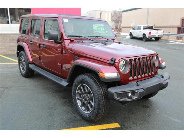 2021 Jeep Wrangler Unlimited Sahara (Stk: PW1790) in St. Johns - Image 1 of 20